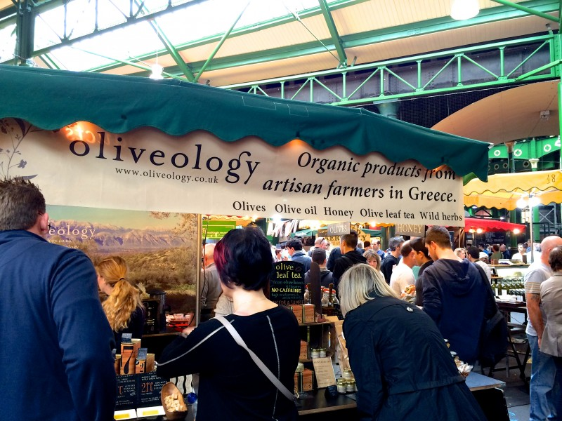 Borough Market, Oliveology