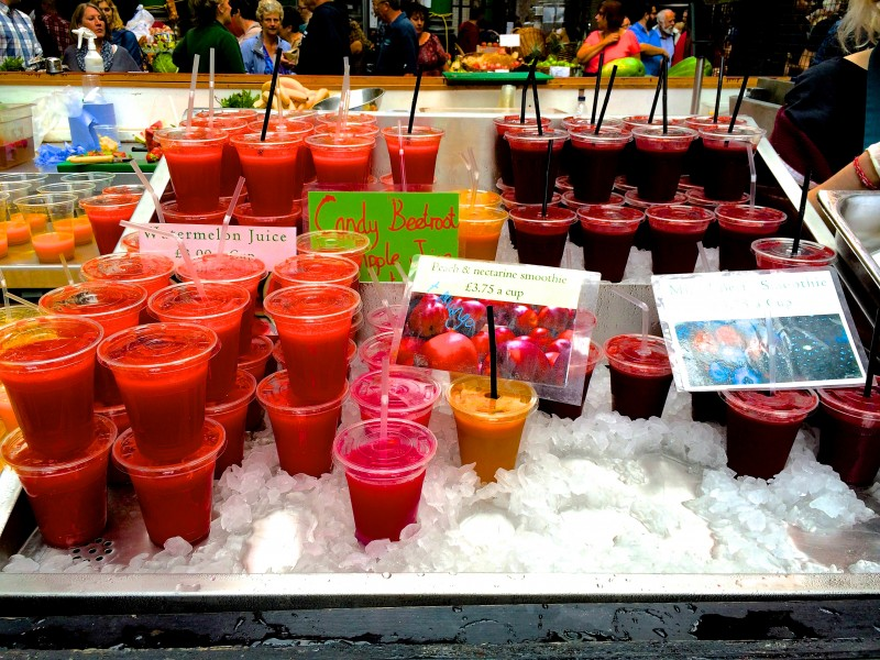 Borough Market Smoothies