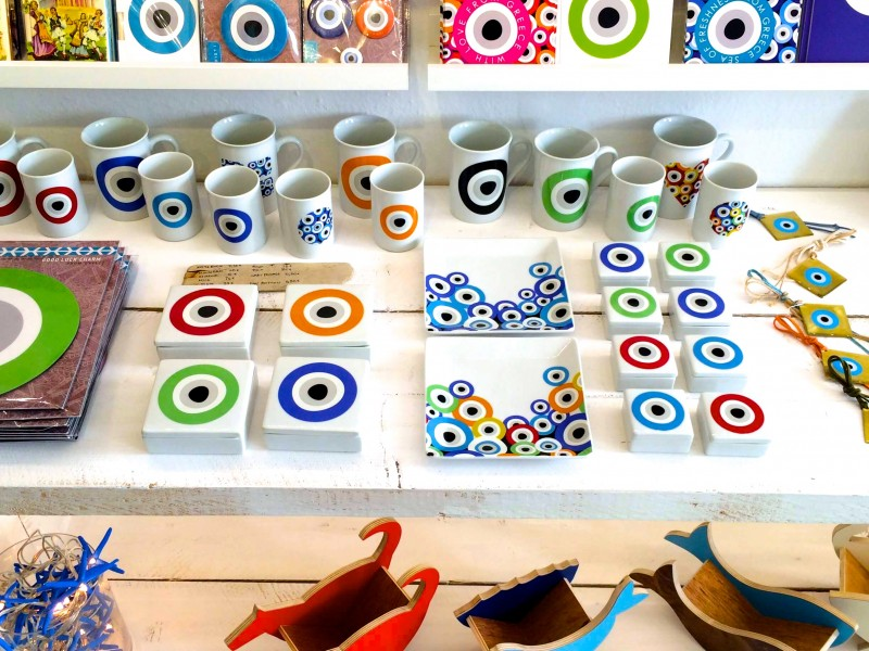 Shopping in Skiathos