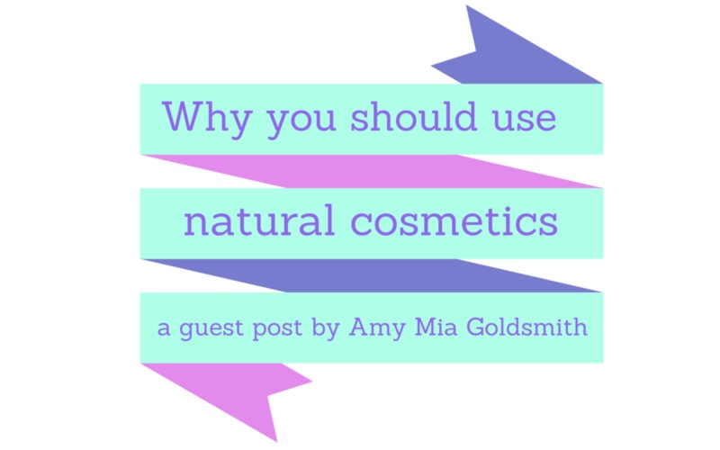 Why you should use natural cometics