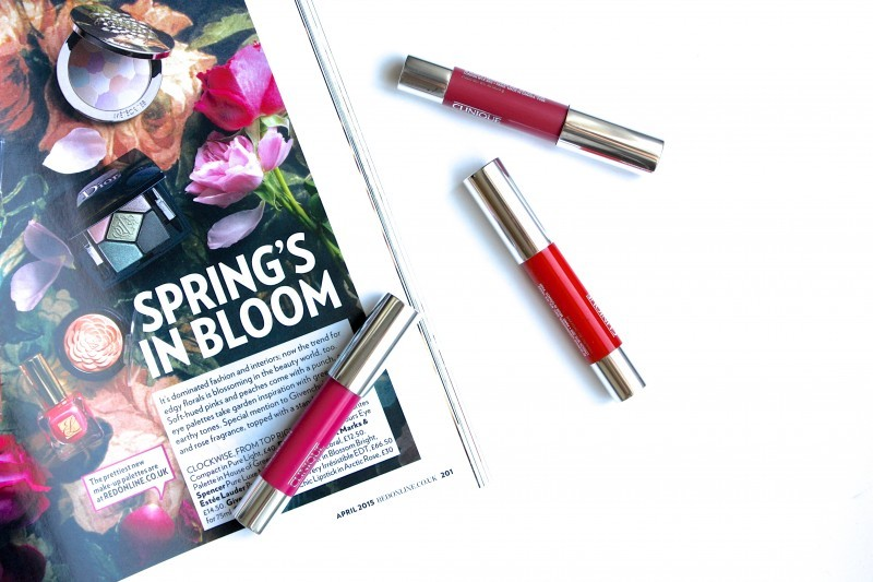 Spring colors for your lips, for those who prefer it sheer