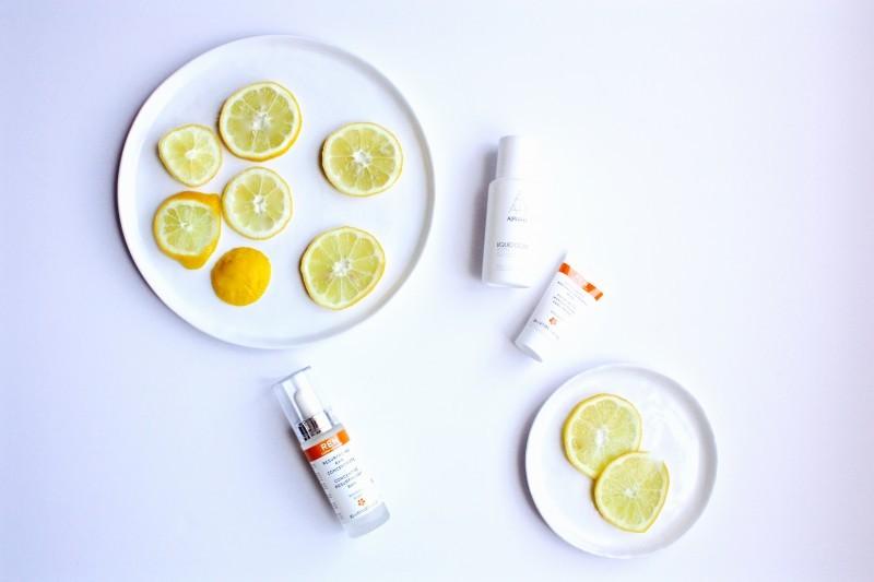 Skincare: AHA & BHA