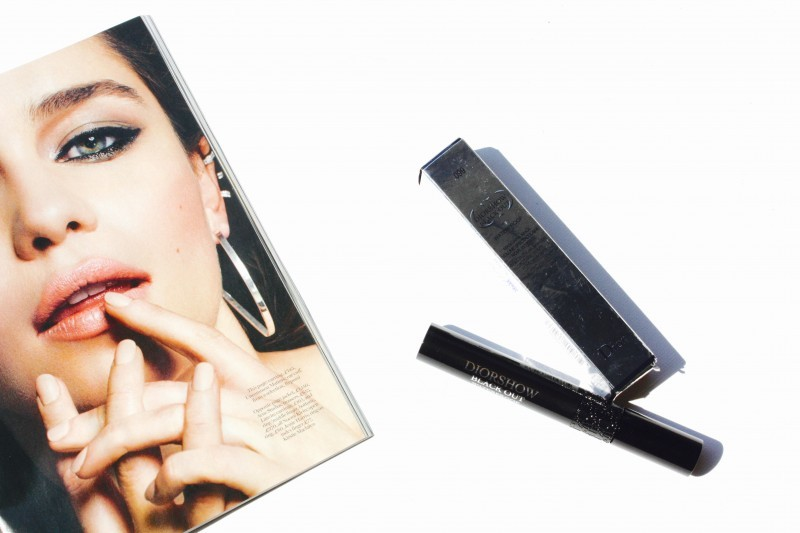 The best mascara: Dior Diorshow Black Out