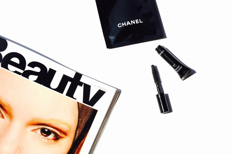 CHANEL Inimitable Intense: The mascara for natural volume, length, separation and curl!