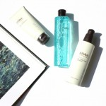 New cleansing routine with AHAVA