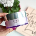 A new favorite: Clinique Take The Day Off Cleansing Balm