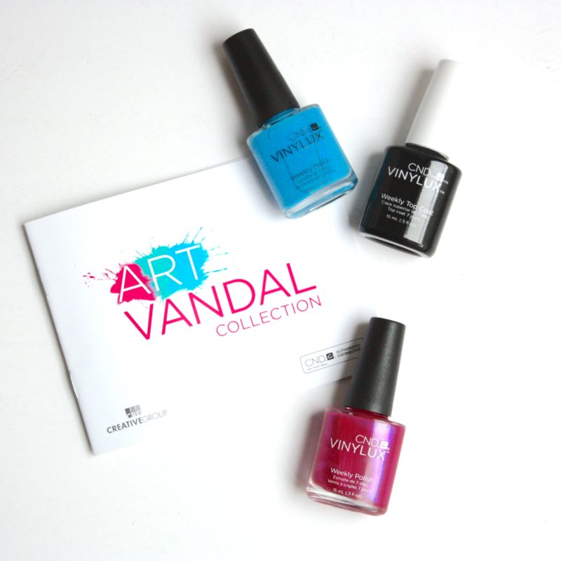 CND Art Vandal Vinylux Collection
