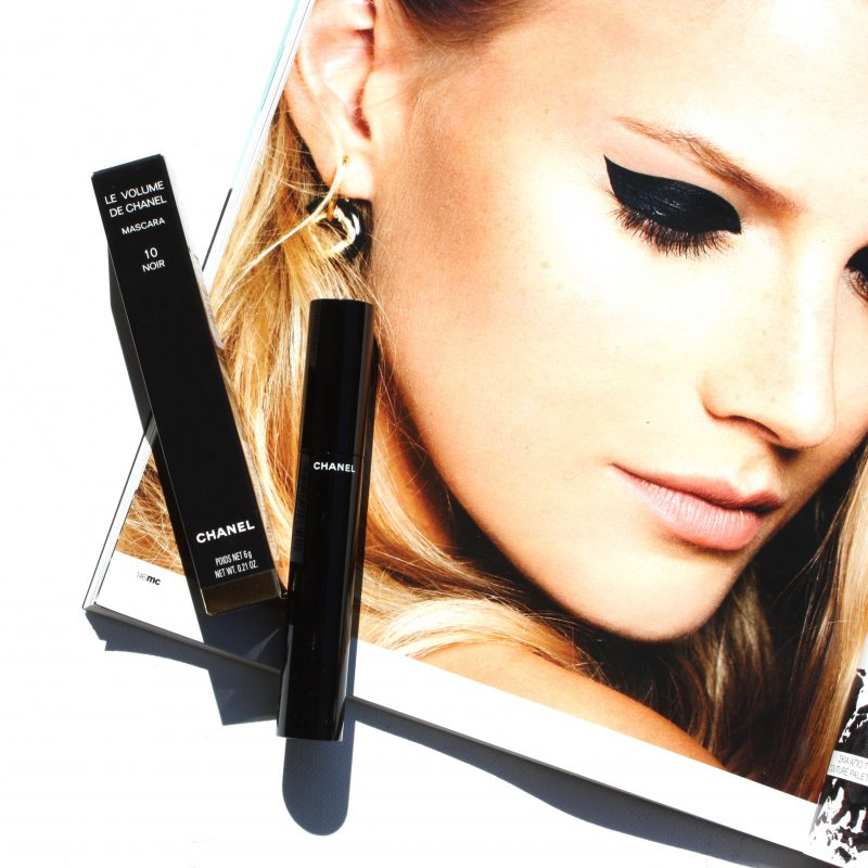 A professional makeup artist's dream mascara: Le Volume de Chanel