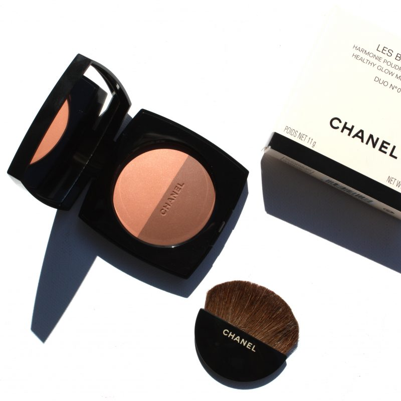 The perfect contour and highlight palette for this summer, brought to you by Chanel
