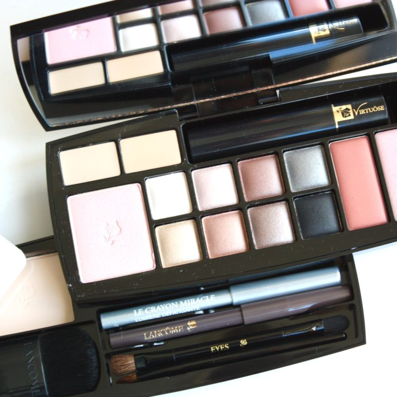 Traveling? Pick up this Lancome palette from World Duty Free!