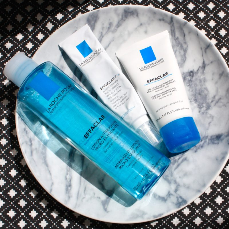La Roche-Posay Effaclar – Specialized Skin Care for Oily Skin with Imperfections