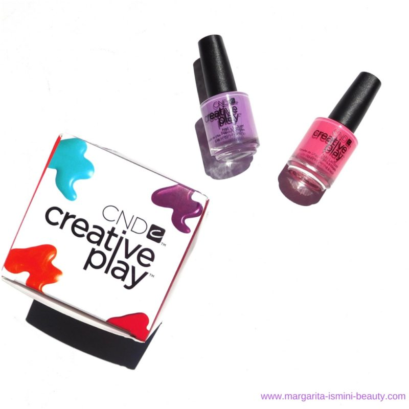 New Nail Polishes by CND: The Creative Play Collection