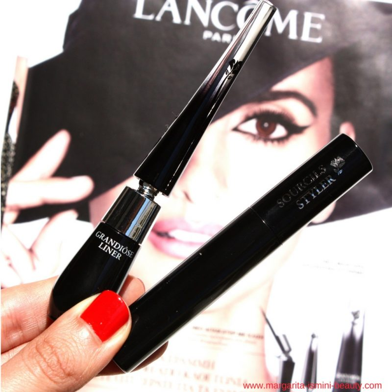 Lancome New Launches: Grandiose Liner and Sourcils Styler
