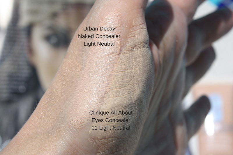 Urban Decay Naked Concealer Light Neutral-2