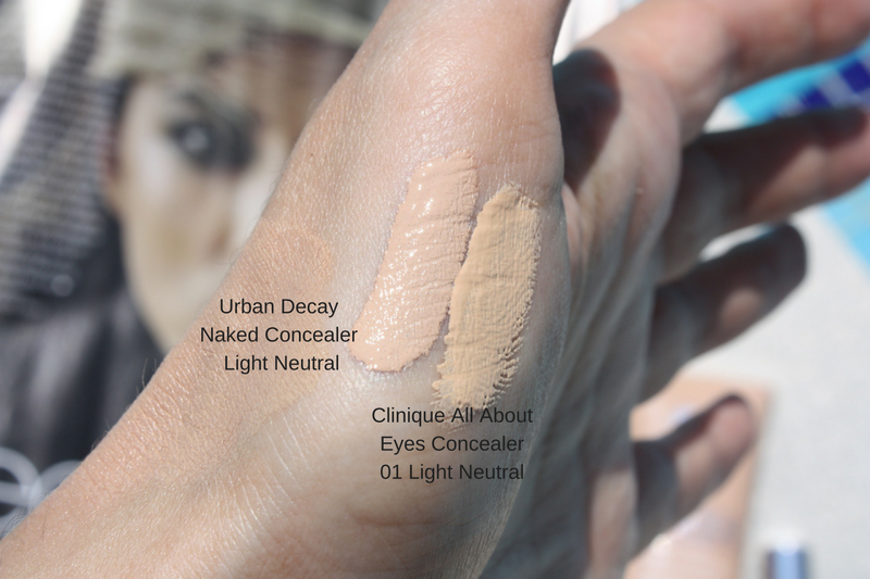 Urban Decay Naked Concealer Light Neutral