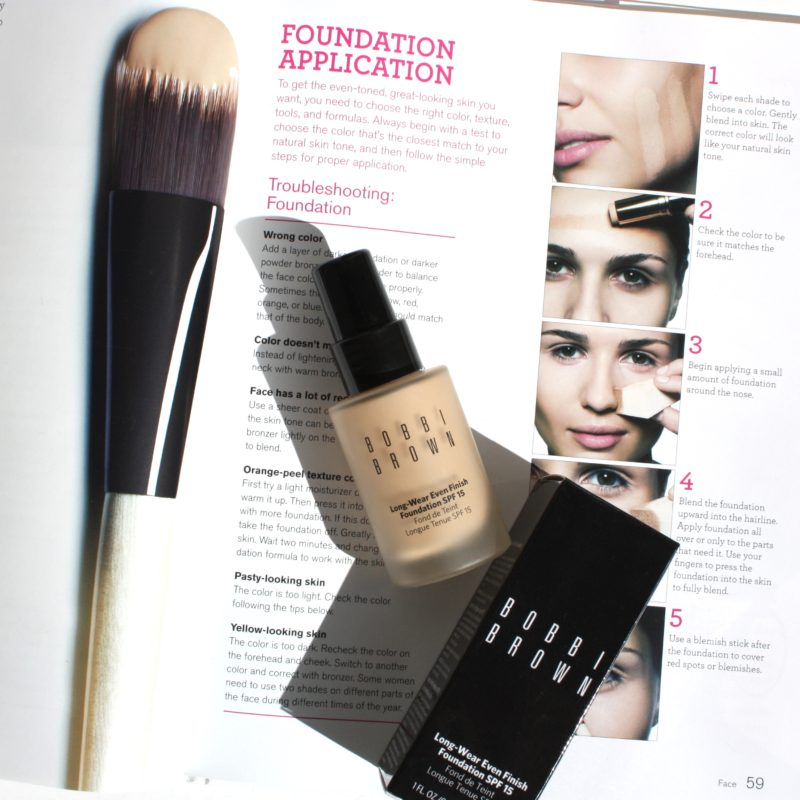 Quick Review: Bobbi Brown Long Wear Even Finish Foundation