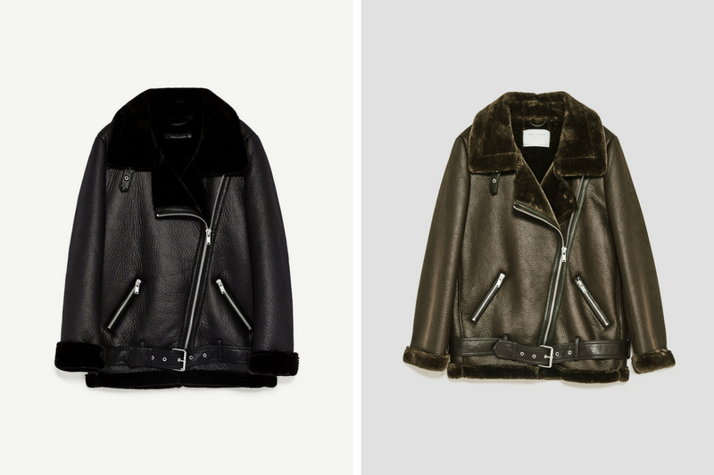The ultimate autumnwinter jacket brought to you by Zara