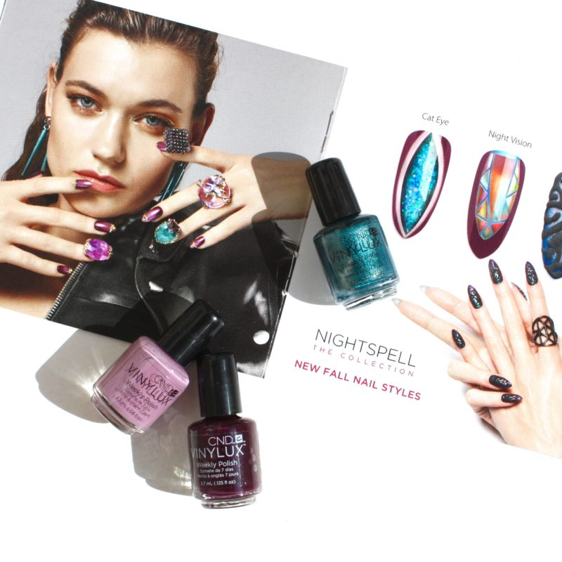 CND Vinylux Giveaway for Christmas