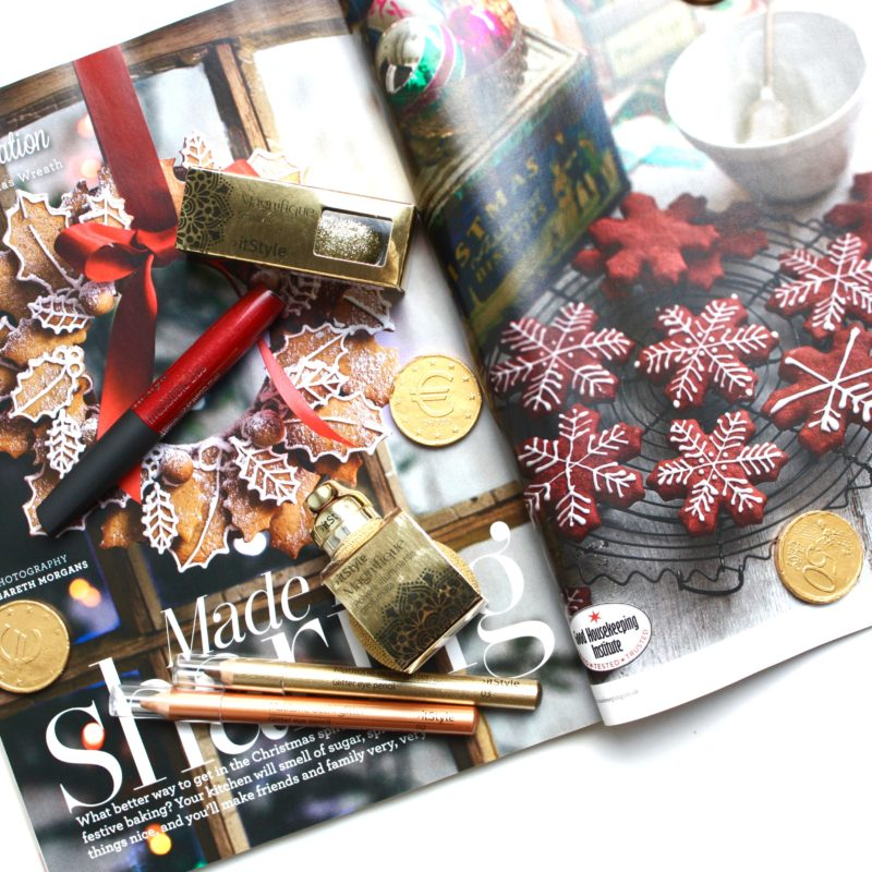 The ultimate Christmas makeup collection by It Style Makeup