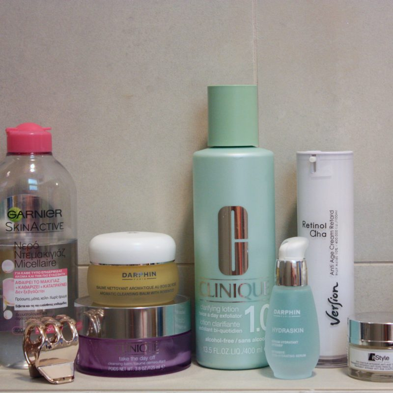 Before Bedtime Skincare Routine